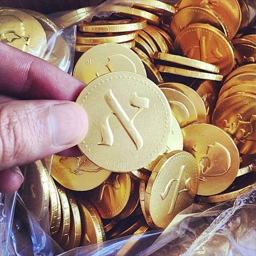 אברהם קורנפלד - מטבעות אלף