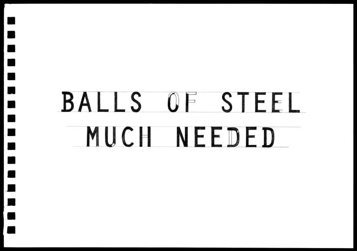 Balls Of Steel - הראשונה עם Orator