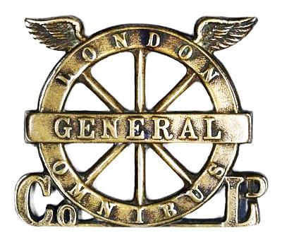 הסמל המפורסם, נולד ב־1905, ככפתור שהוצמד למדיהם של עובדי חברת האוטובוסים הכללית של לונדון.