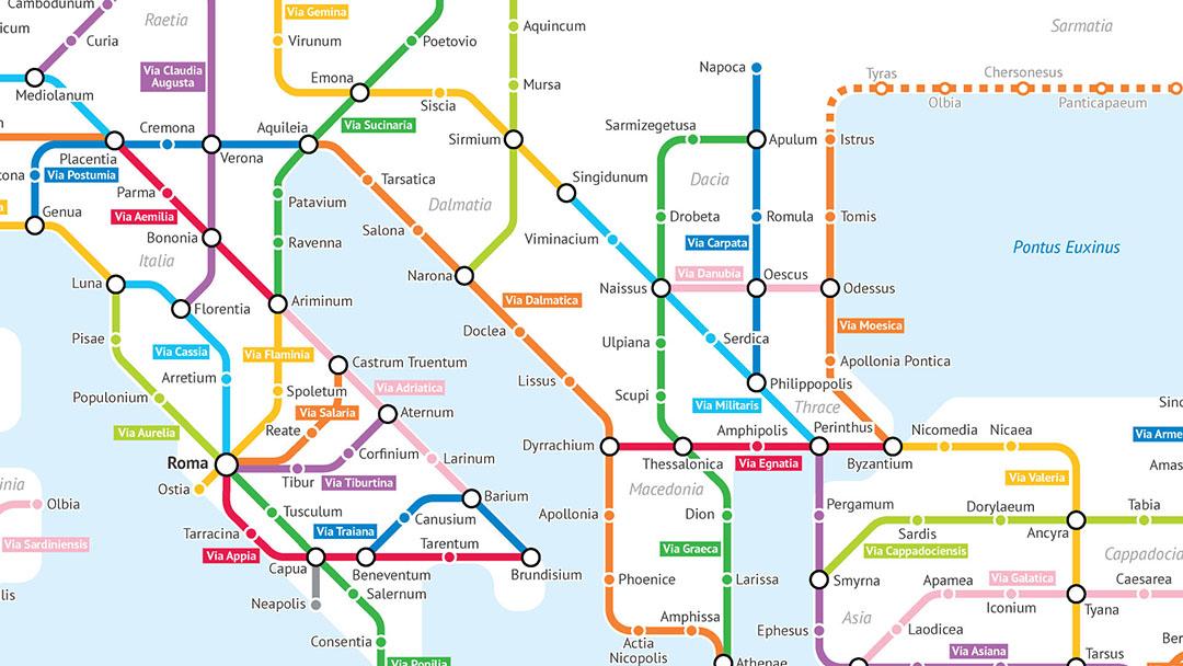 סליחה איפה זה הרכבת לרומא?