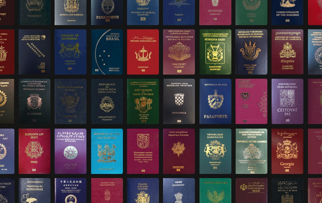 של מי הדרכון הכי יפה?