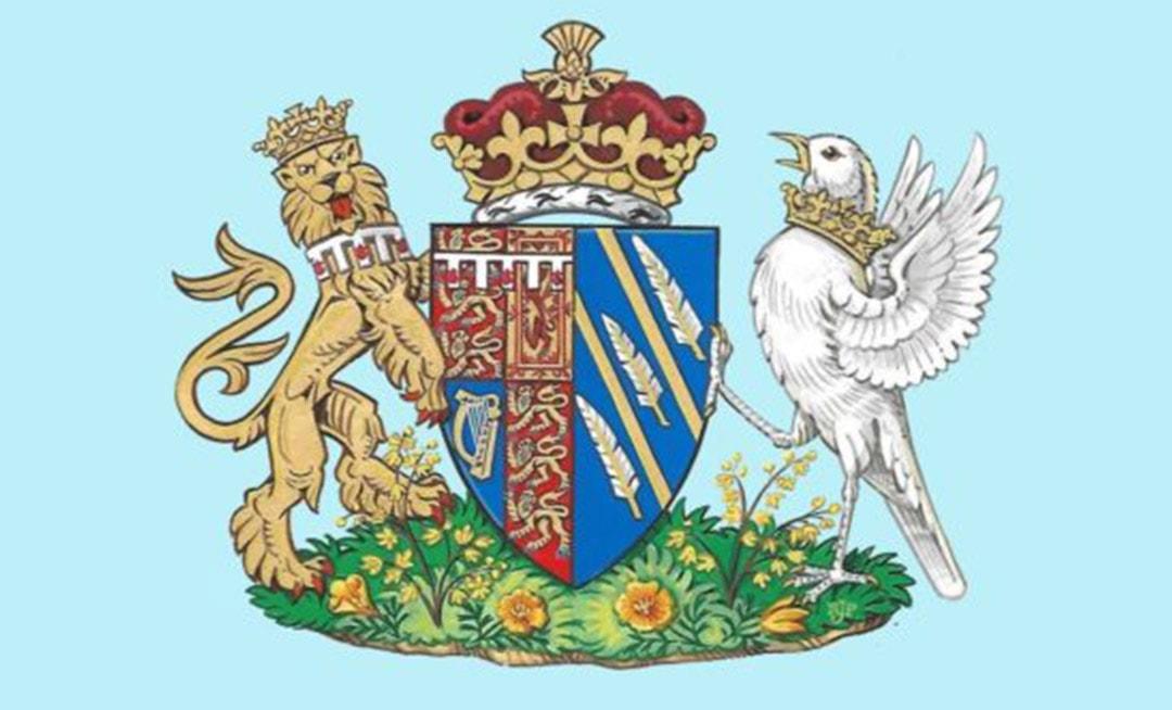 הסמל של הדוכסית